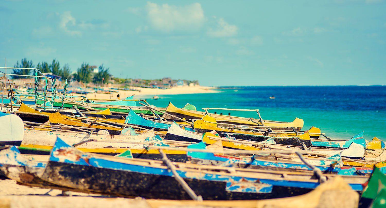 International tourism fair Madagascar ITM