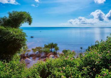 Plage de Mayotte
