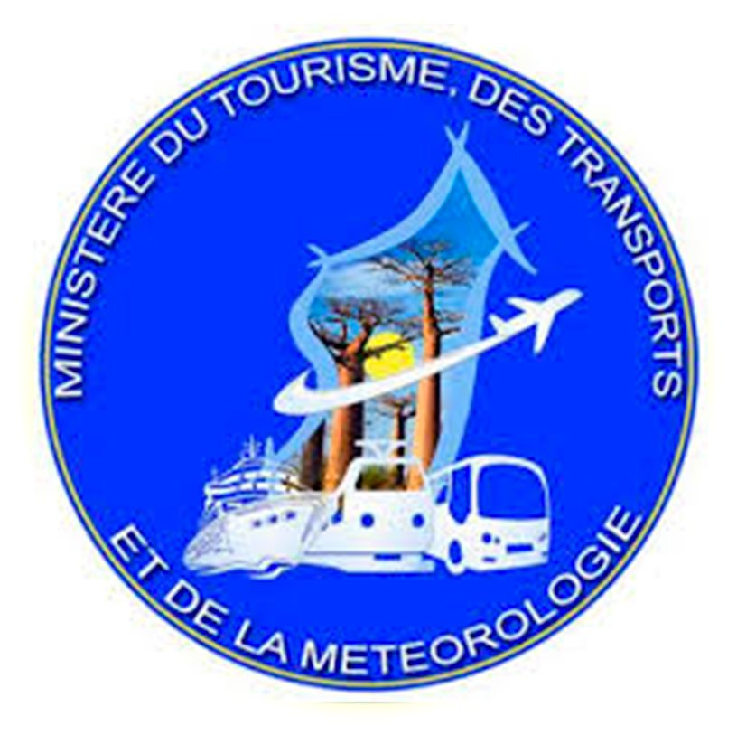 logo ministere du tourisme, des transports et de la meteorologie