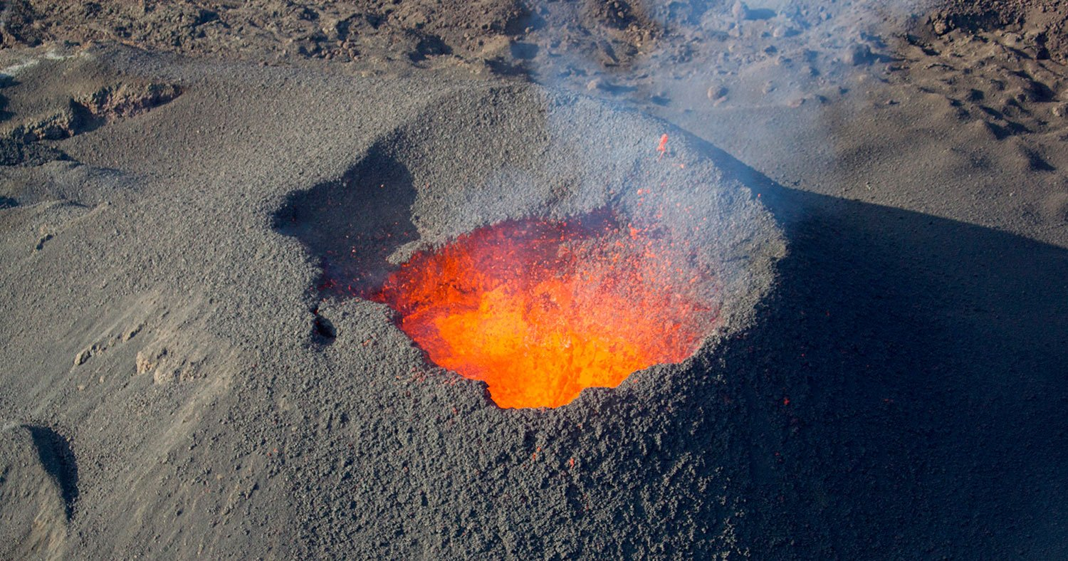 ARTICLE-Piton de la Fournaise : third eruption of the year !