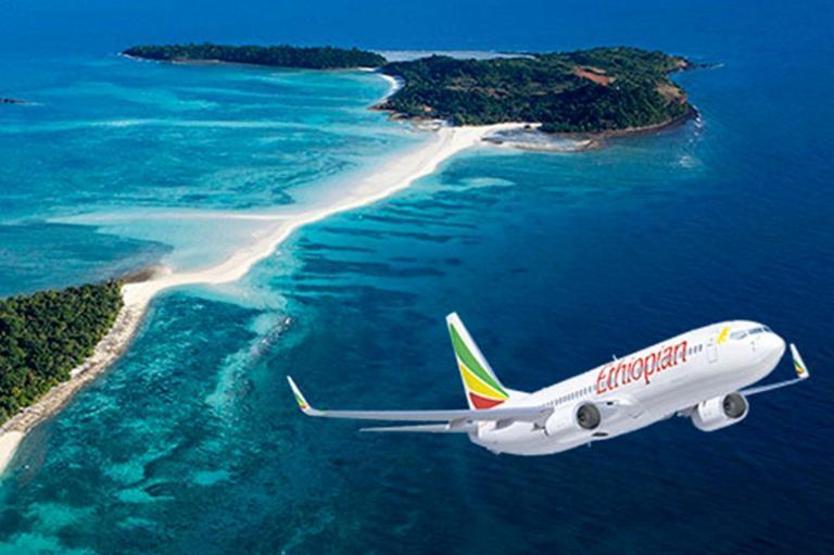 ethiopian airlines madagascar