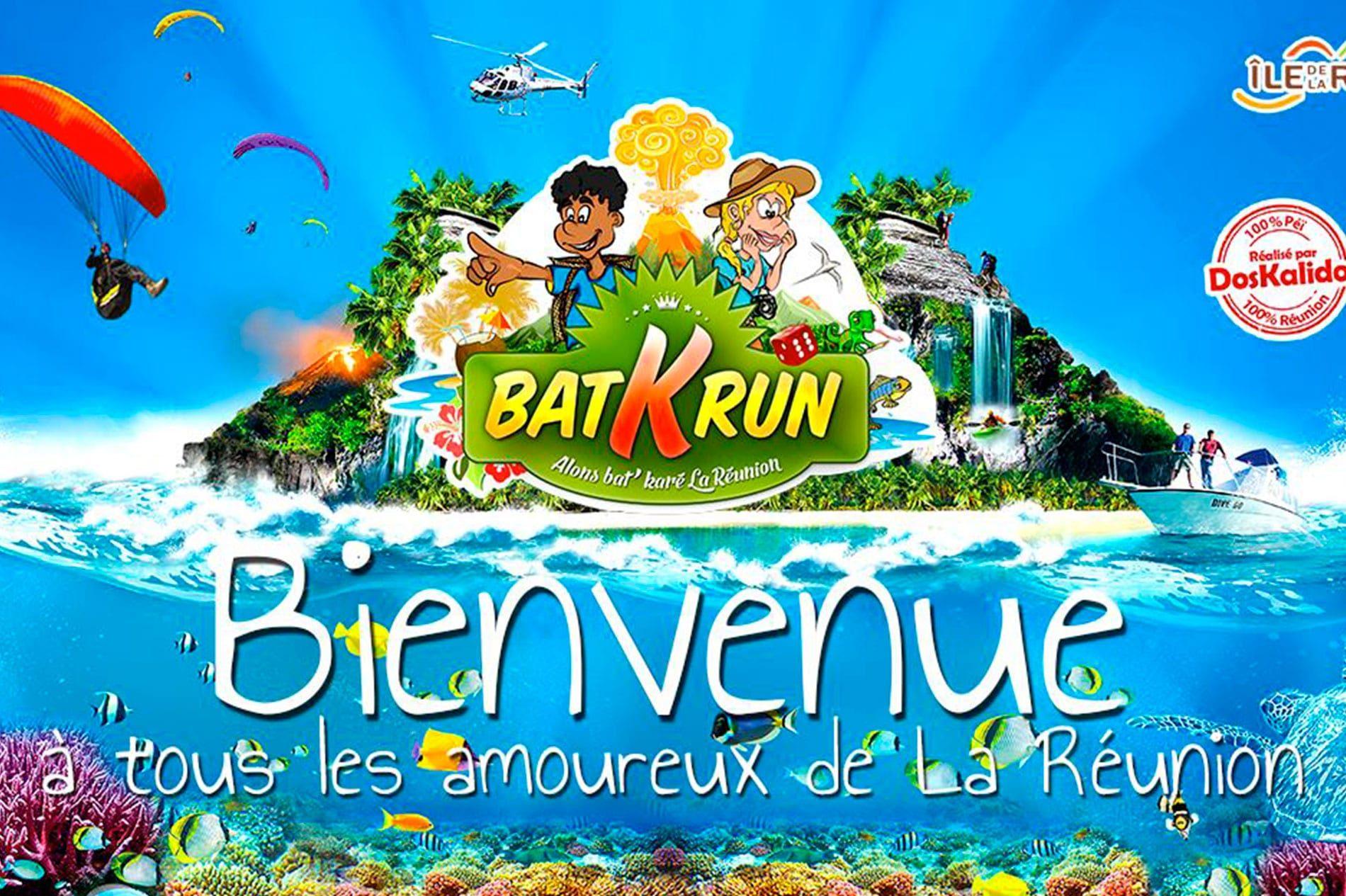 ACCEUIL-Batkrun, the new Reunion Island game