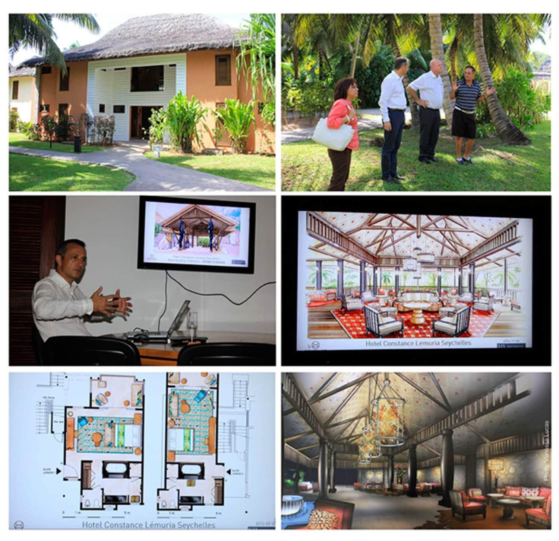 ARTICLE-Le complexe hôtelier Lemuria de Praslin présente son programme de rénovation à 11 millions de dollars