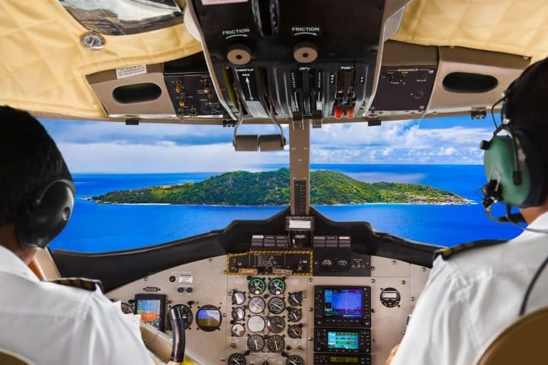 ACCEUIL-Lancement de la ligne directe Seychelles-Madagascar