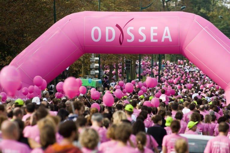 ACCEUIL-Odysséa lutte contre le cancer du sein