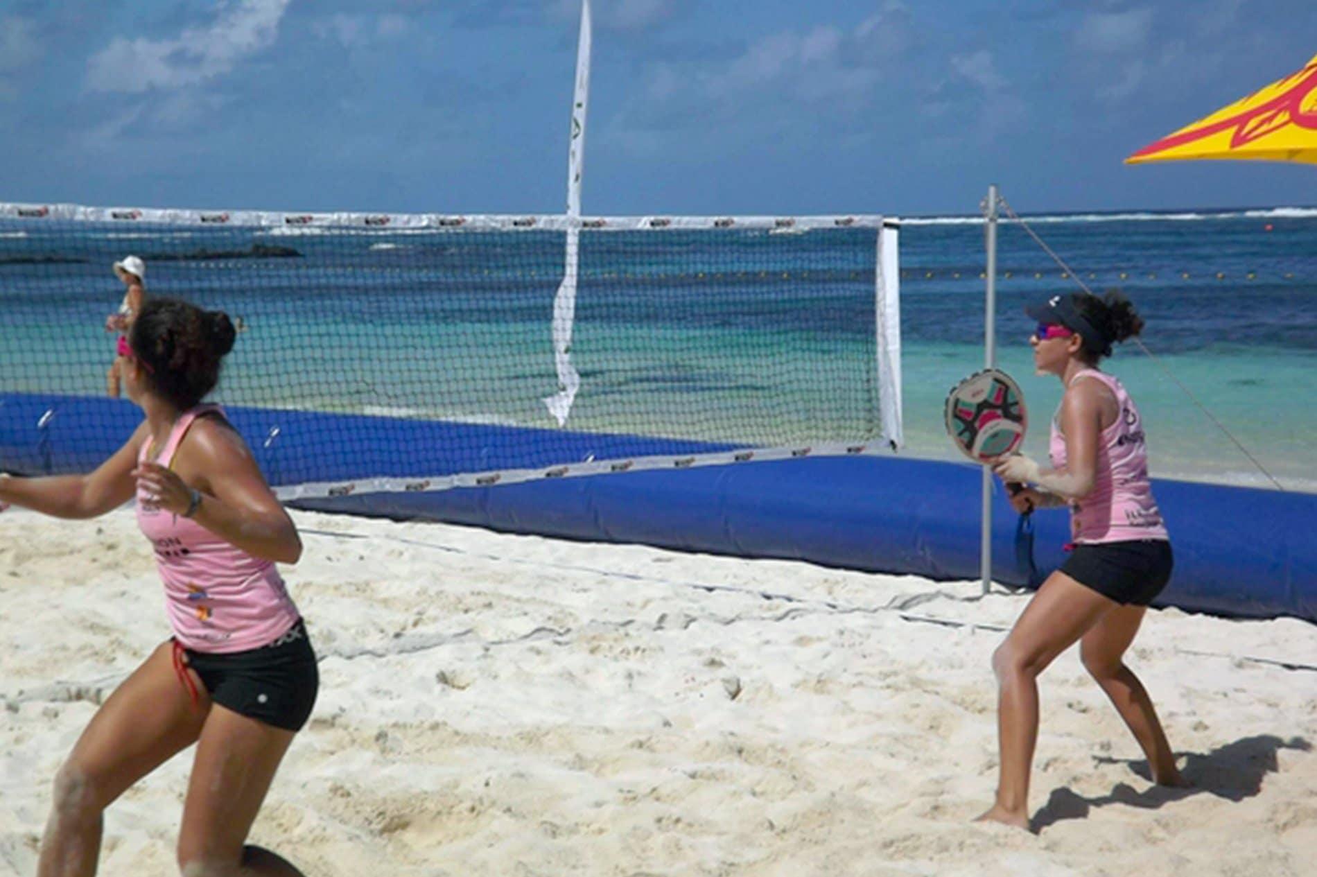 ACCEUIL-Marie-Eve & Mathilde Hoarau : defends Réunion Island in Mauritius !