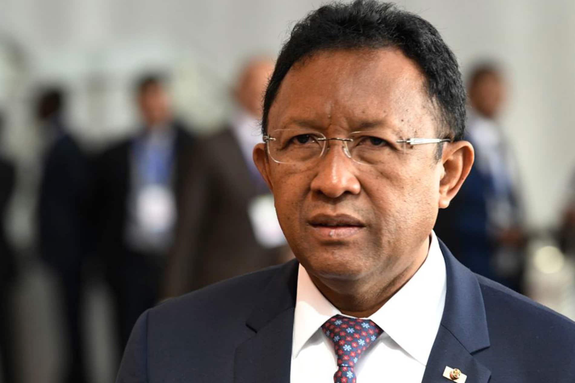 ACCUEIL-Le président Hery Rajaonarimampianina a reçu Lakhdar Brahimi