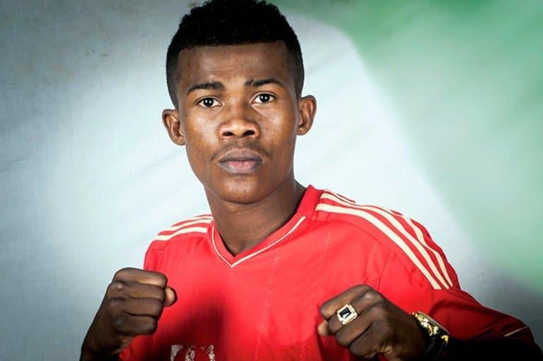 ACCUEIL-Séverin Mamonjisoa, champion du monde en kick boxing