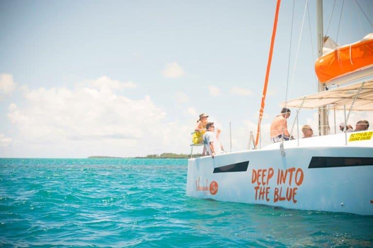 ACCUEIL-Un catamaran pour Veranda Resorts