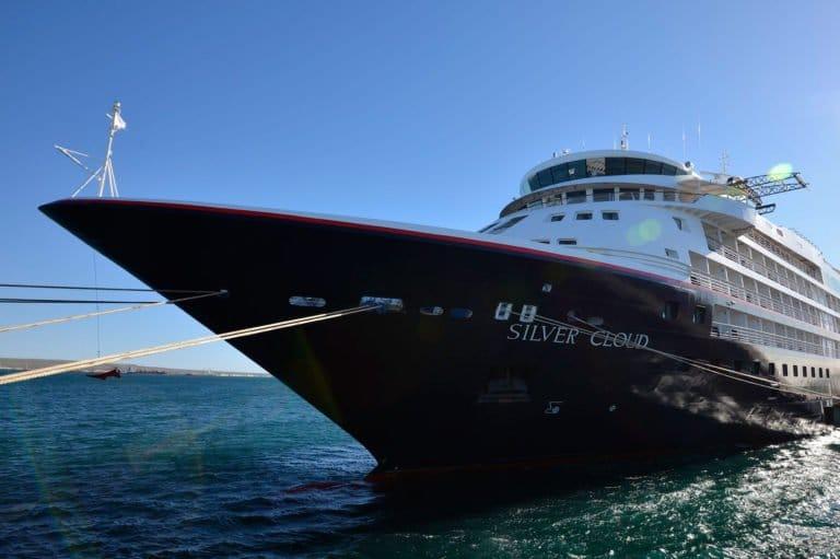 ACCUEIL-Le MV Silver Cloud, 1er paquebot de la saison des croisières à Mayotte