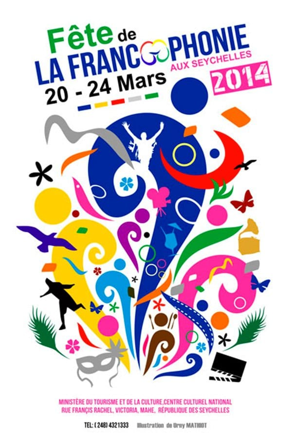 ARTICLE-Francophonie festival in the Seychelles