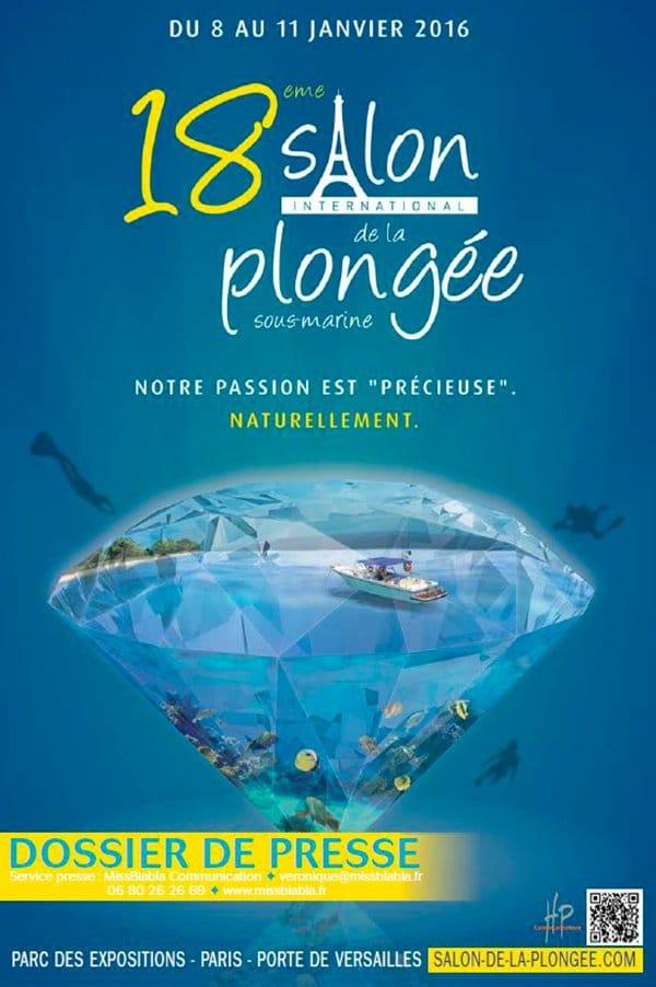 ARTICLE-Salon de la plongée 2016 : immersion à l'Île de la Réunion !