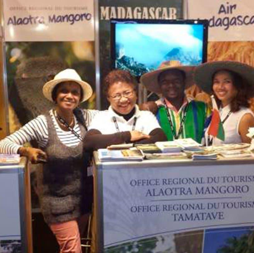 ARTICLE-L'office national du tourisme de Madagascar part à la rencontre de ses marchés