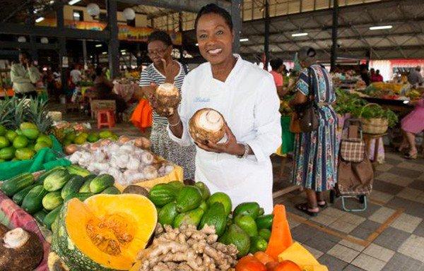 ARTICLE-L'Île de la Réunion met les petits plats dans les grands au salon de la gastronomie des Outre-Mer !