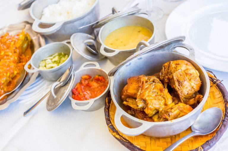ACCUEIL-L'Île de la Réunion met les petits plats dans les grands au salon de la gastronomie des Outre-Mer !
