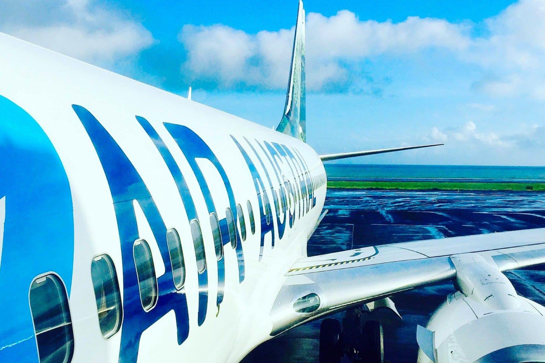 ACCUEIL-Les Îles Vanille avec Air Austral