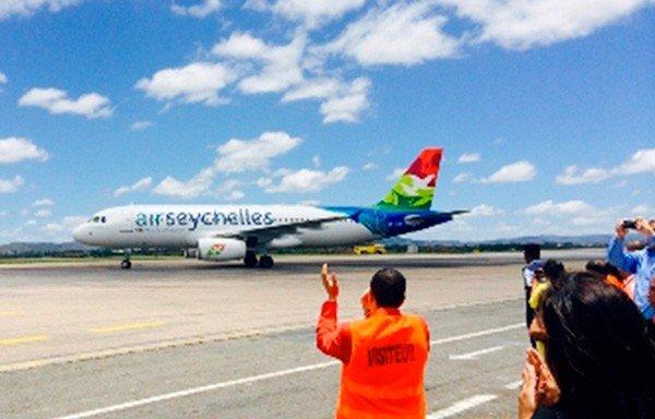 ARTICLE-Lancement de la ligne directe Seychelles-Madagascar
