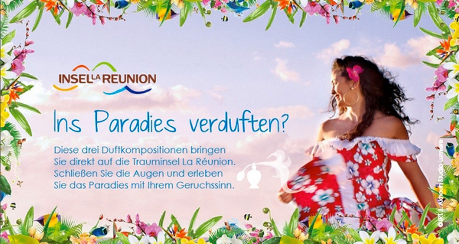 ARTICLE-Aromas of Réunion for German Travel Agents
