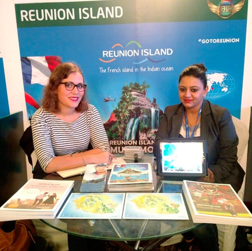 ARTICLE-Business tour to India Reunion