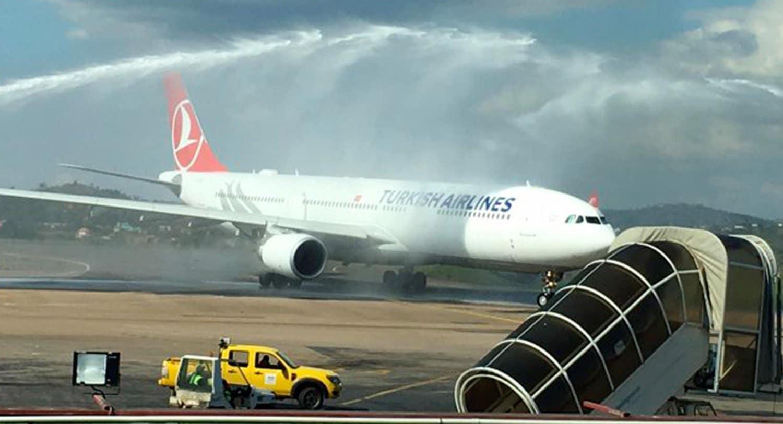 ARTICLE-Turkish Airlines dessert les Îles Vanille