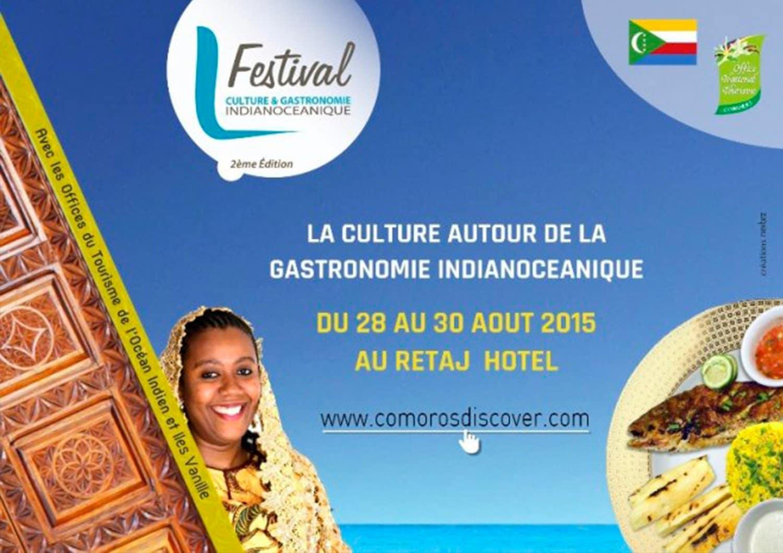ARTICLE-Communiqué de presse - Festival Culture & Gastronomie Indianocéanique (FCGI)