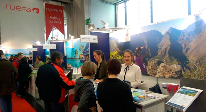 ARTICLE-Ferien-Messe Wien 2016 : fréquentation importante sur le salon Autrichien
