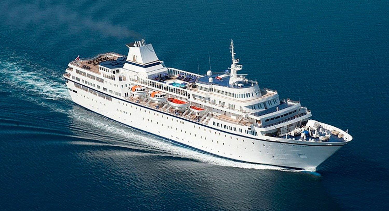 ARTICLE-Le paquebot Aegean Odyssey à Mayotte