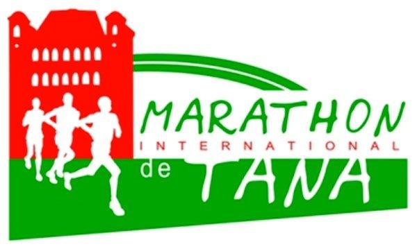 Tana international marathon logo