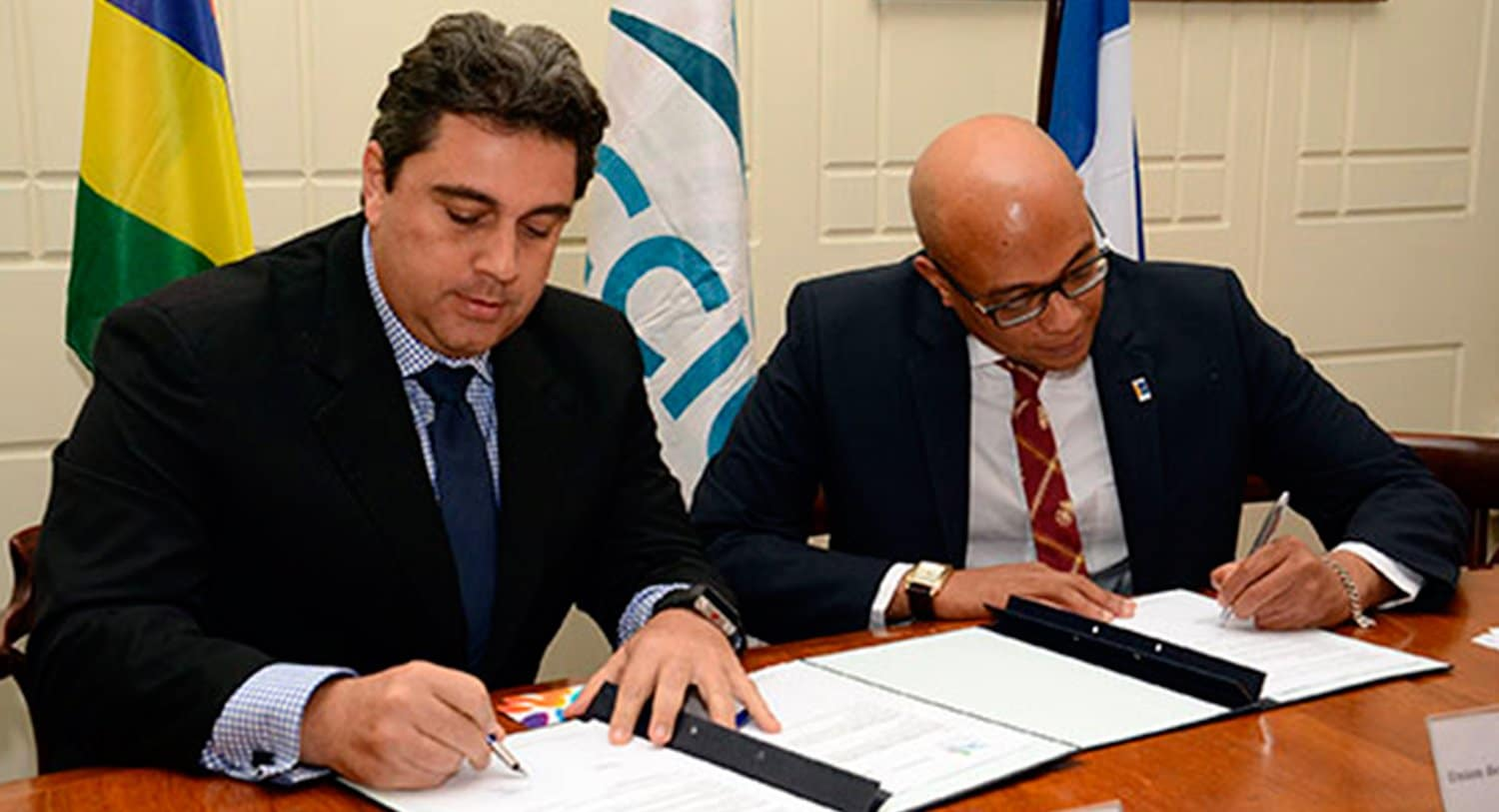 ARTICLE-A partnership with regional scope signed in Mauritius