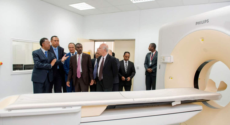 ARTICLE-JRA University Hospital Antananarivo : an example of the modernisation of a public hospital
