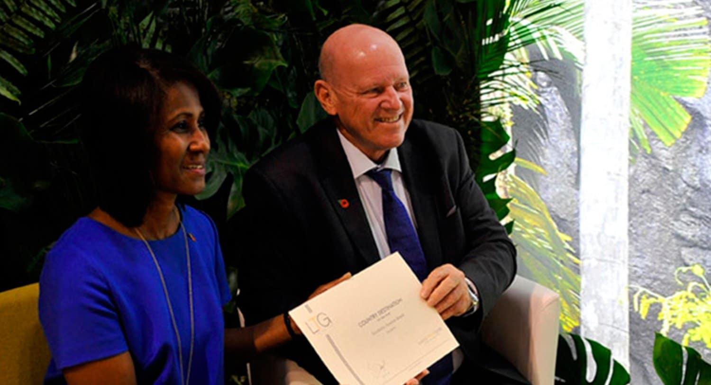 ARTICLE-Marché mondial du voyage touristique - destination de l'année : les Seychelles