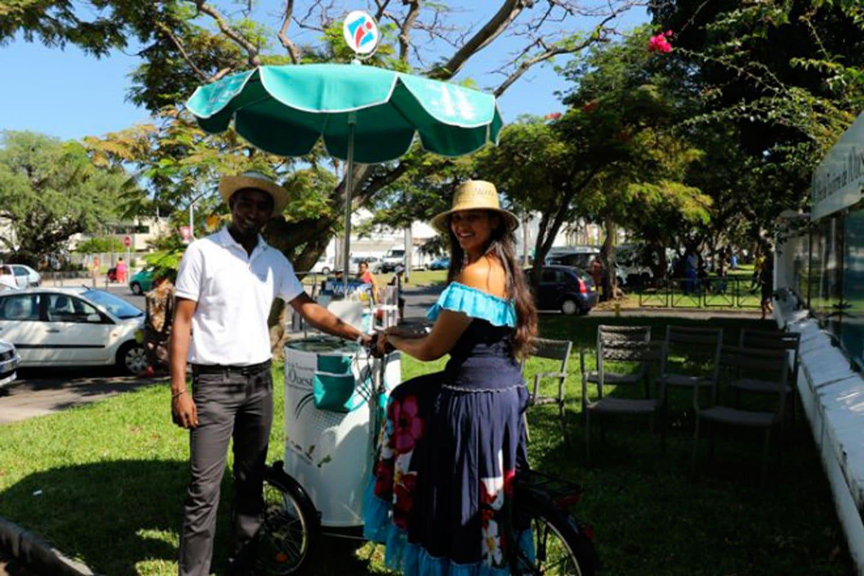 ARTICLE-Office de tourisme de l'ouest gets mobile via a new cargo bike !