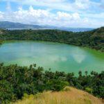 MAYOTTE Lagon - eau verte