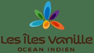 Îles Vanille - Logo vertical Îles Vanille