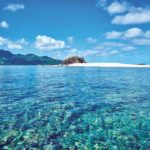 Mayotte - Bord d'océan eau turquoise