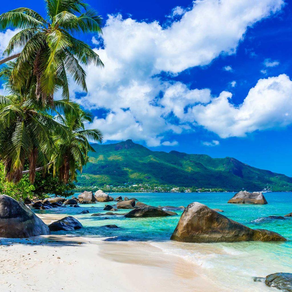 plage seychelles les iles vanille