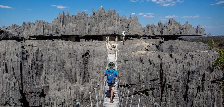Madagascar - Paysage randonnée