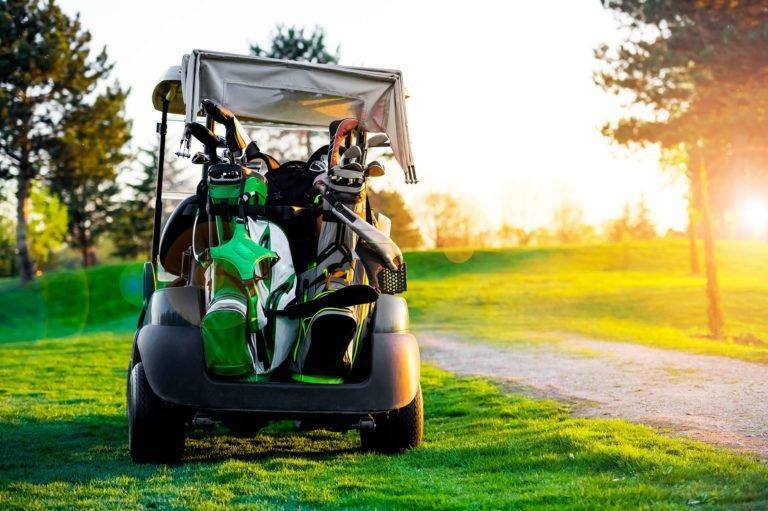 golf-voiturette-jardin