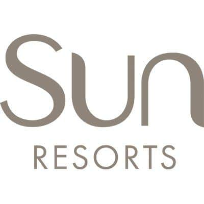 sun resorts - logo