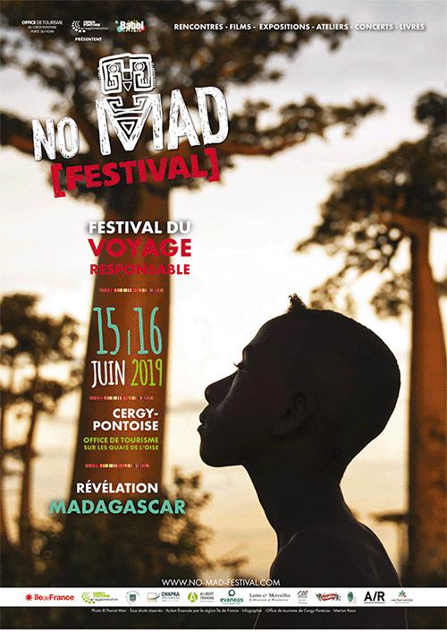 no mad festival poster