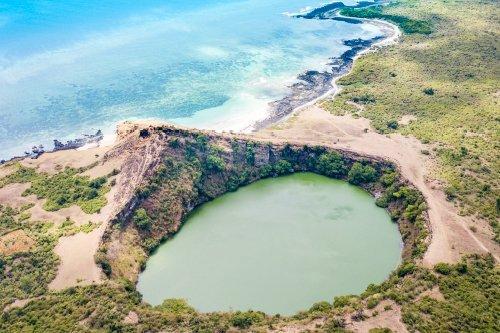 lac salé ecotourisme