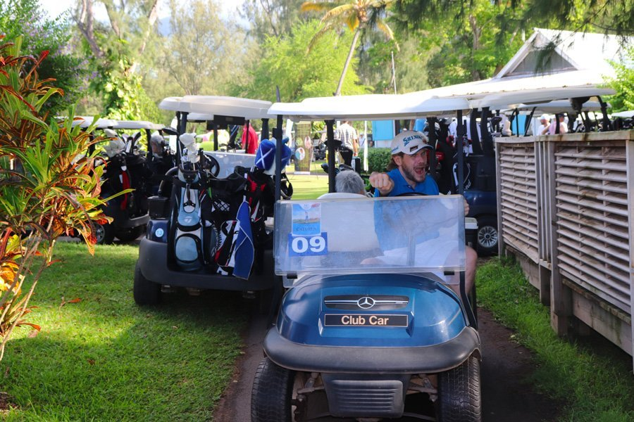 voiturette golf