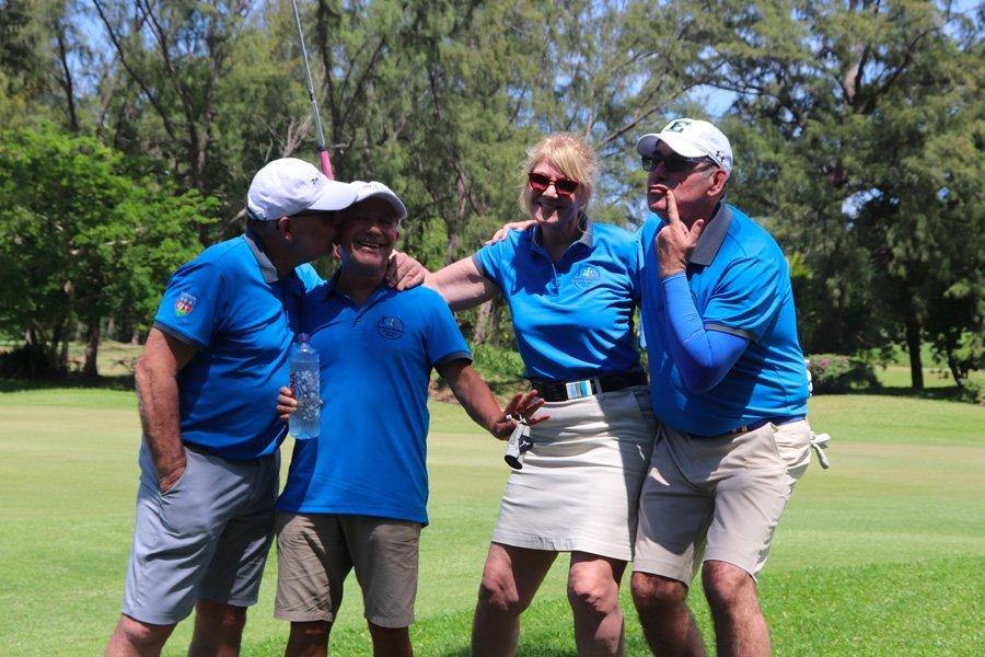 golf de bourdon - equipe