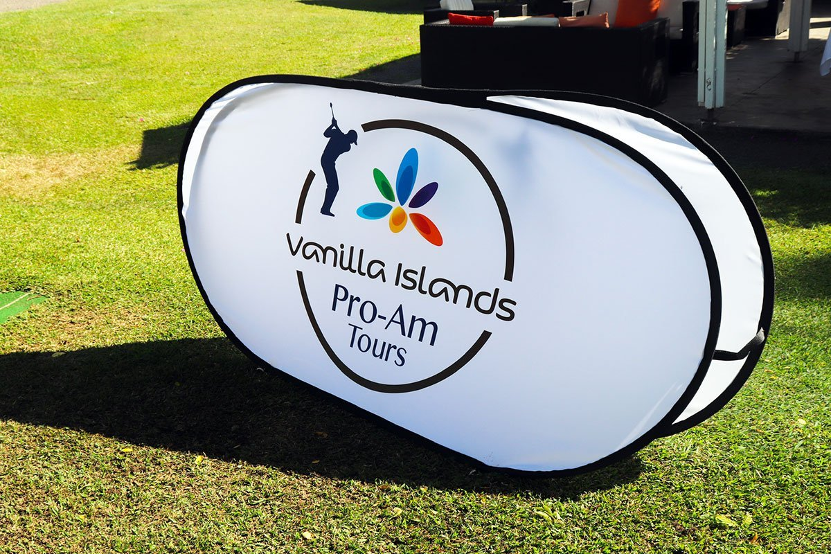 golf de bourdon - vanilla islands pro am Tours