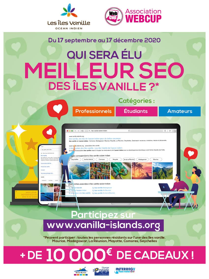 Vanilla islands - Competition best seo expert