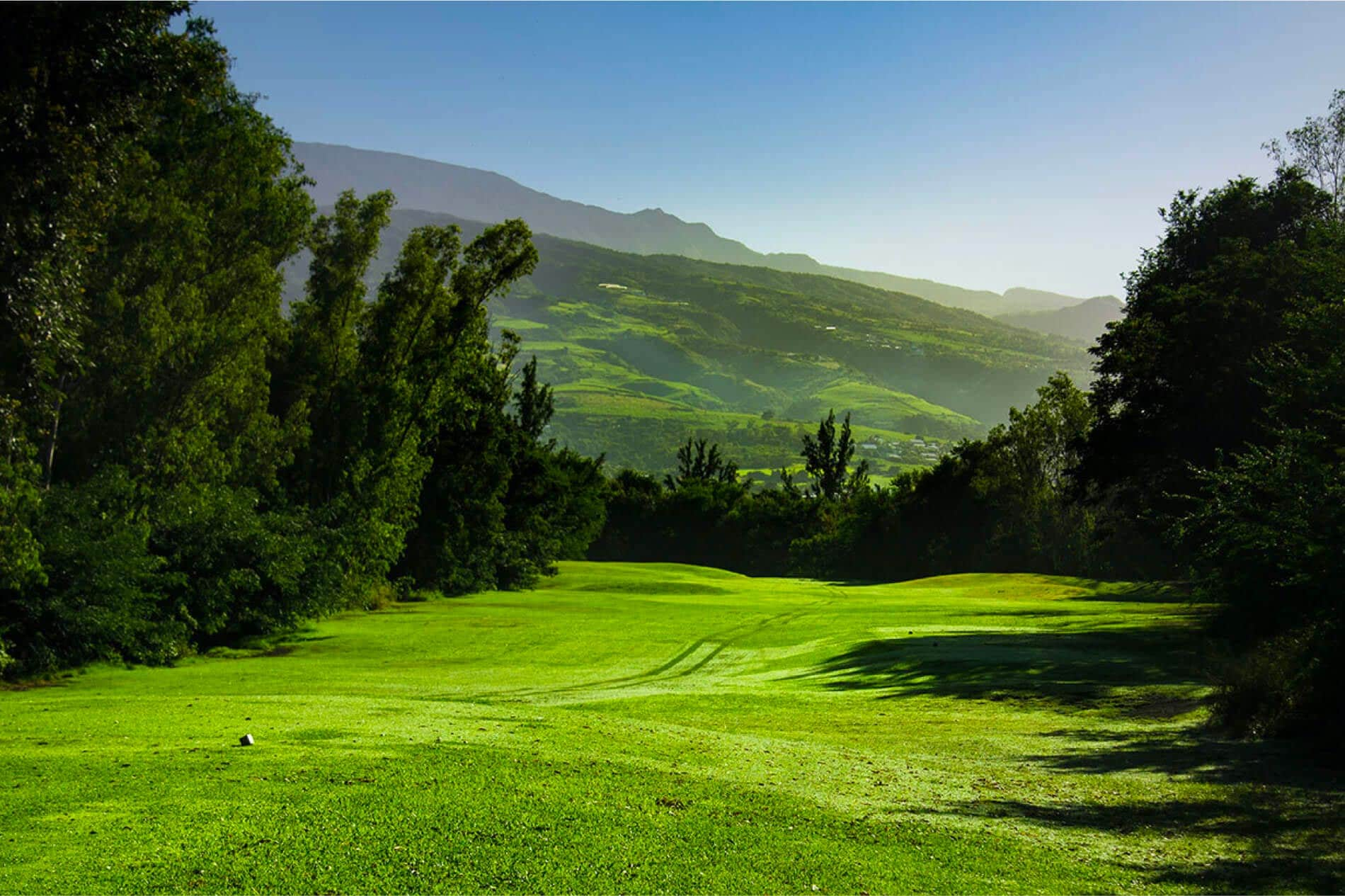 golf in reunion island