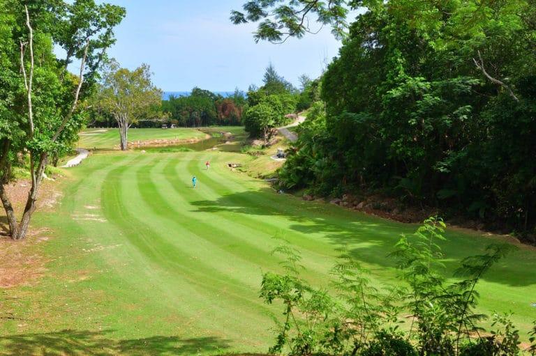 golf tous niveaux